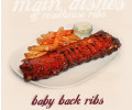 MISSISSIPPI BABY BACK RIBS