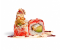 D7. SPIDER ROLL (4 bitar)
