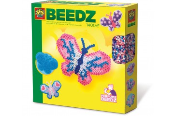 Beedz Iron-on Beads Butterfly
