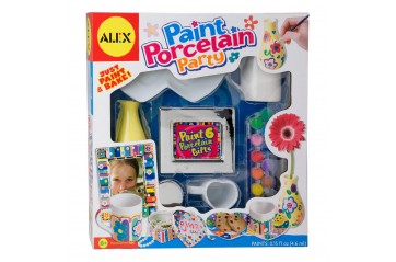 Paint Porcelain Party