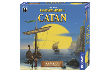Landnemarnir á Catan - Sæfarar