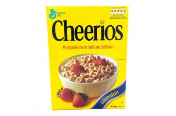 Gm Cheerios 518gr