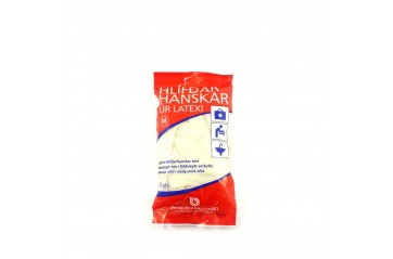 Latex Hanskar 10 stk MEDIUM