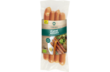 Veggyness VEGANSAUSAGE Hot Dogs 200g