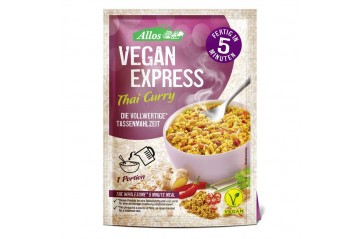 Allos Vegan Express Thai Curry 65g