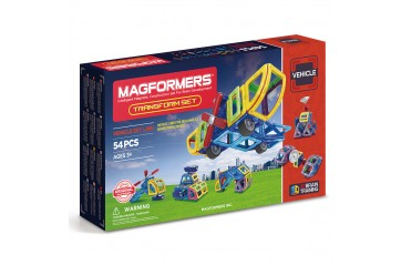 Magformers Vehicle Umbreyting