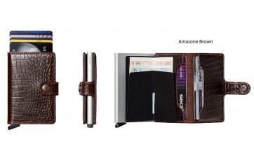 Miniwallet | Amazone Brown