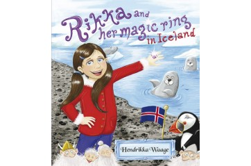 Rikka and her Magic Ring in Iceland