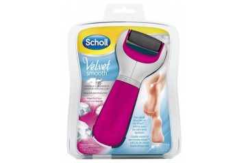Scholl rafmagnsfótaþjöl Velvet Smooth Diamond