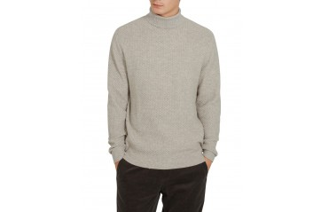 Sweater Roll Neck Texture