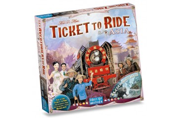 Ticket to Ride Asía