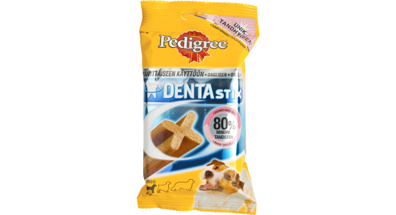 Ped.Dentastix Small 110gr.