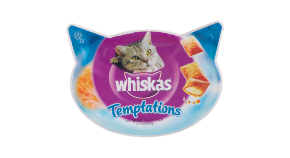 Whiskas Temptations 60 gr