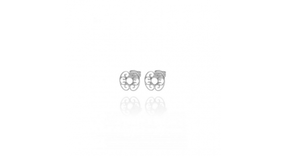 Baron stud Earrings