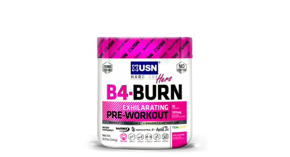 B4-Burn Hers Pre Workout