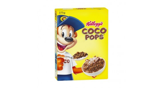 Kell.Coco Pops 375g
