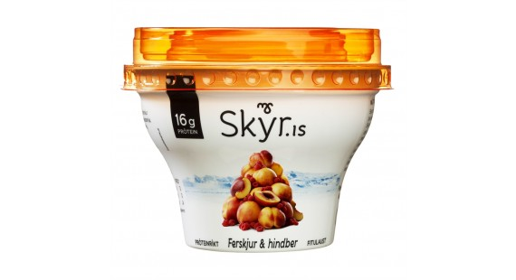 MS Skyr.is Ferskju&Hindb.170g
