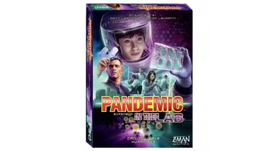 Pandemic – In the Lab