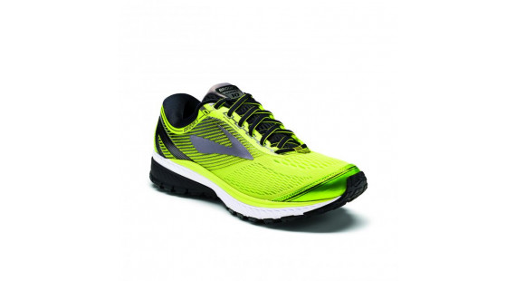 Brooks Ghost 10 karla lime gulur