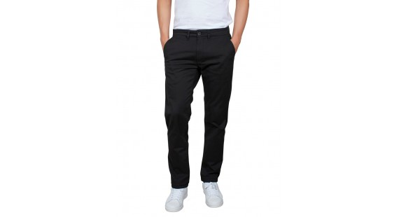 Stretch Chinos Slim Black