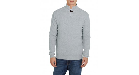 Sweater Lambswool High Neck