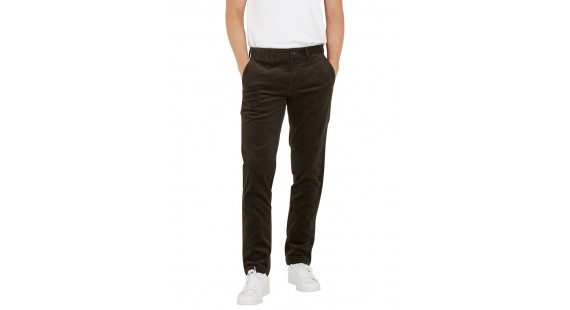 Corduroy Stretch Chinos Choco