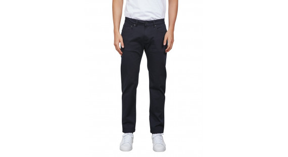5 Pocket Stretch Pants Navy