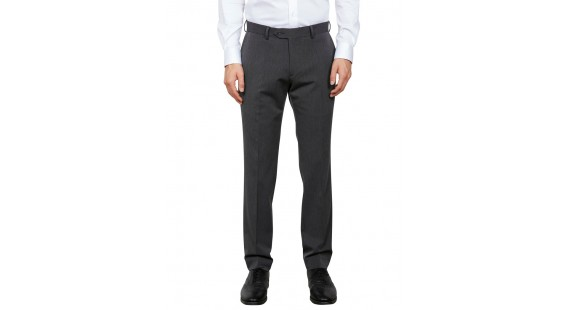 Trouser Bi-Stretch Grey