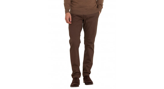 D+LJ Cotton Stretch Trouser