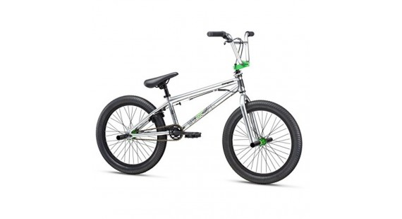 Mongoose BMX Legion L10 Silfur