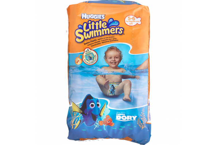 5b7b9475d Huggies Swimming diapers Medium 11-15kg 11s