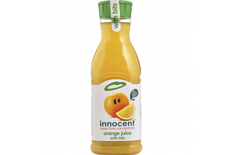 Innocent Orange juice 900ml