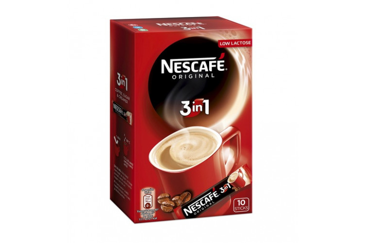 Nescafe Original 3in1 165gr.