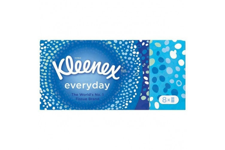 Kleenex pocket tissues 8 pack