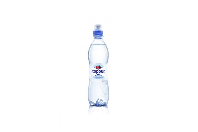 Toppur water Berg Forest flavor 0,5L