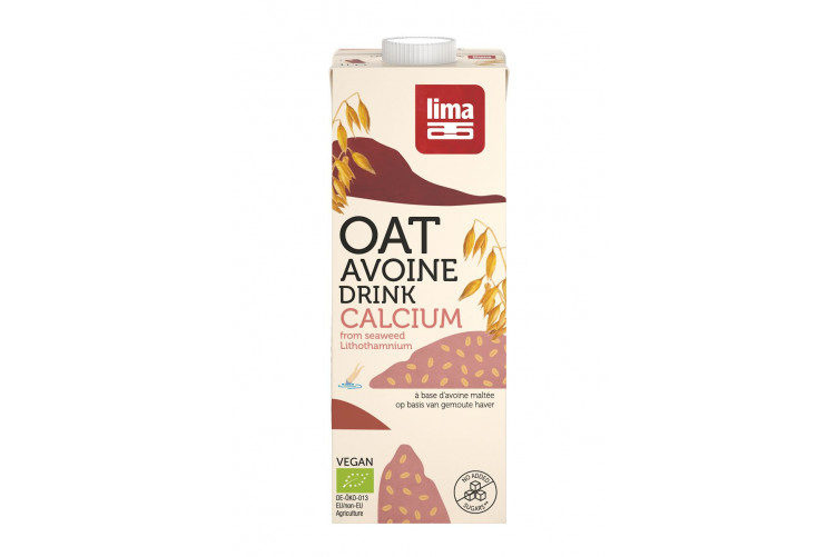 Lima Oat Drink with Calcium 1L