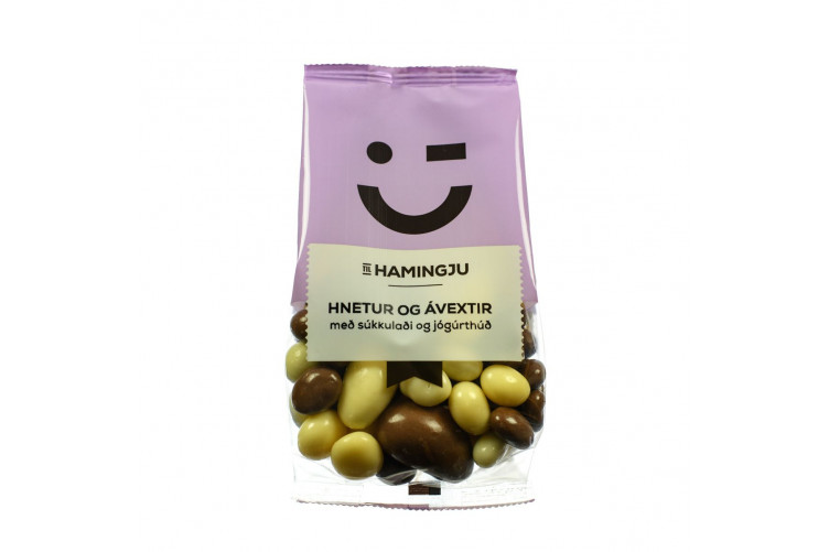 TH Chocolate covered yogurt nuts and fruits 190g