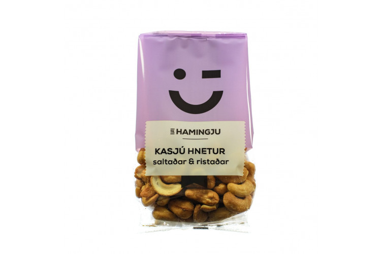 TH Roasted and Salted Cashews