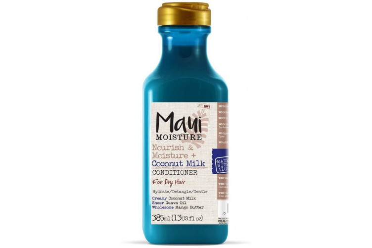 Maui M.Sjampó 390ml Nourish& Moisture+Coconut Milk