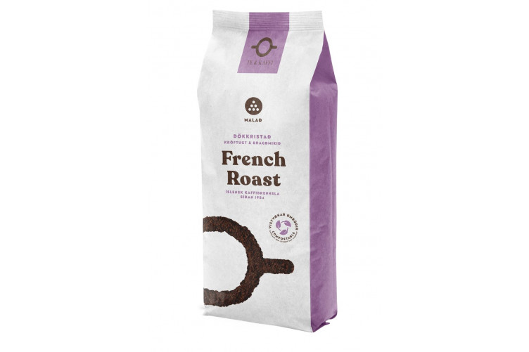 Te & Kaffi Roast ground coffee 400g