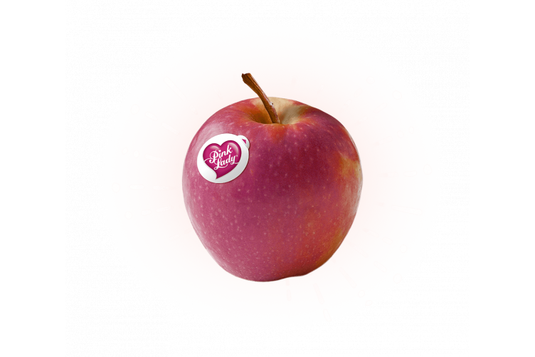 Pink Lady apples ca 180 gr./pc