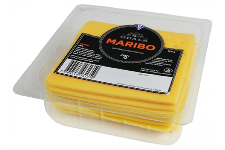 MS Óðals - Maribo cheese sliced 330g