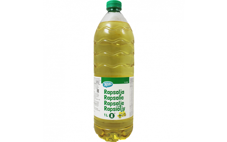X-tra Cooking Oil Raps 1ltr