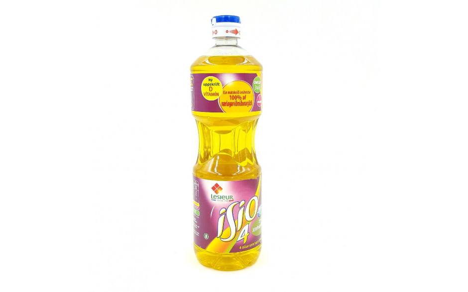 Ision Cooking Oil with Olive Oil 1l