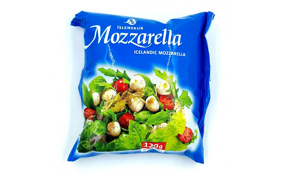 MS Fresh Mozzarella Balls 12