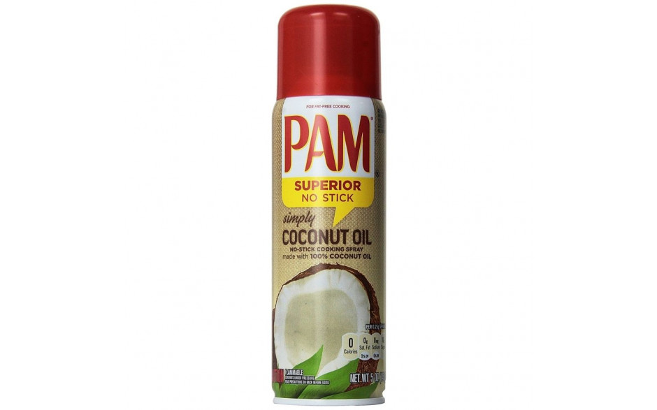 Pam Coconut oil sprays 141g