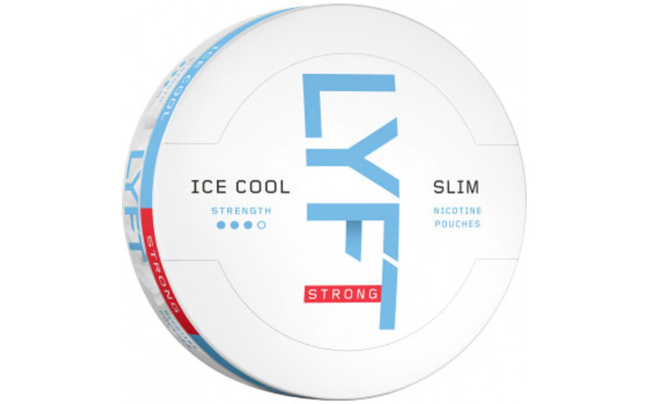 LYFT Ice Cool Mint Strong Slim