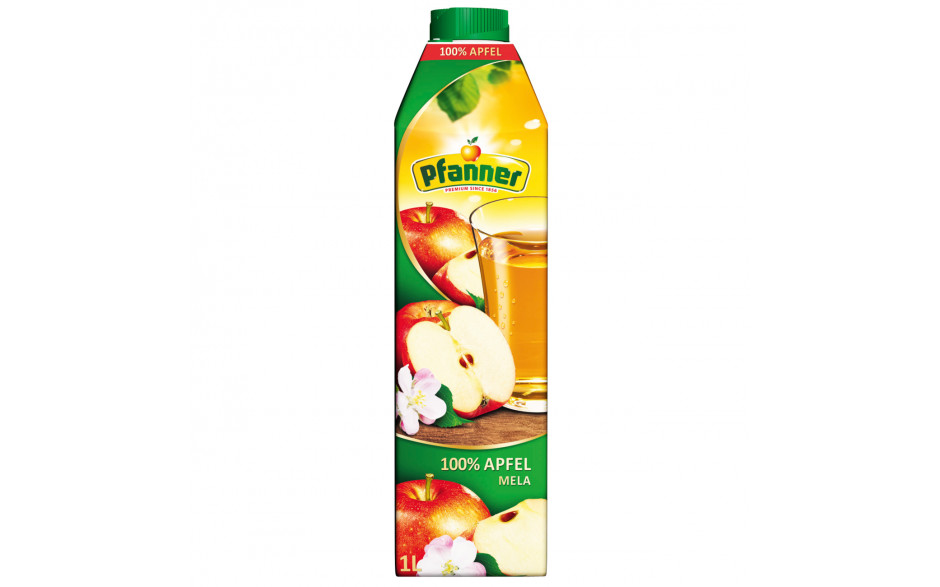 Pfanner Apple juice 1L