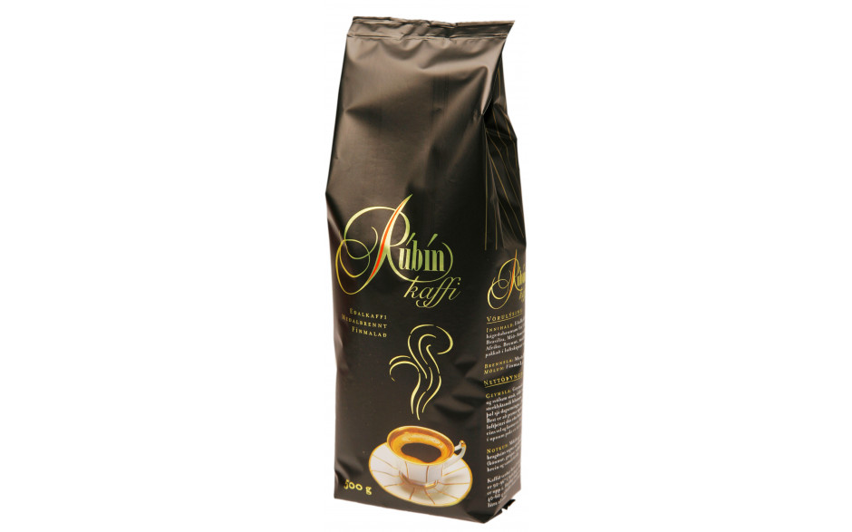 Rúbín Coffee Black 400gr