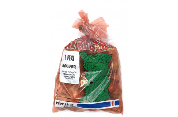 Ljómatjörn Potatoes red 1kg.